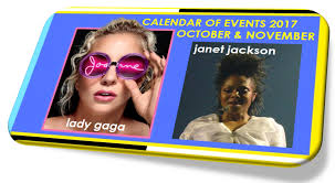 november calendar header calendar of events october november 2017 35 fun things to do in