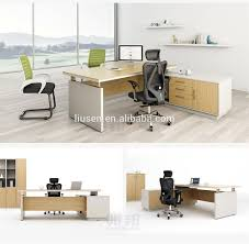 modern design luxury office table executive desk. Factory Wholesale Price Luxury Standard Office Desk Dimensions Wooden Executive Modern Boss Table Design R