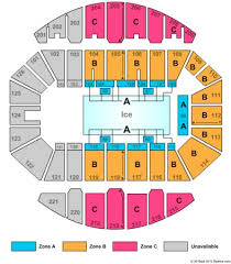 Crown Coliseum Fayetteville North Carolina Seating Chart Crown Coliseum The Crown Center Tickets In Fayetteville