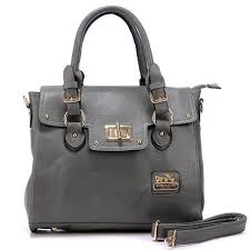 Will You Let The Chance Of Getting The Great Coach Sadie Flap In Spectator  Medium Grey Satchels AOJ Pass