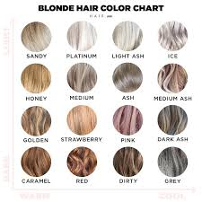 Dark Brown Red Hair Color Chart Blonde Hair Color Chart