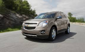 2013 Chevrolet Equinox 3.6 V6 First Drive – Review – Car and Driver