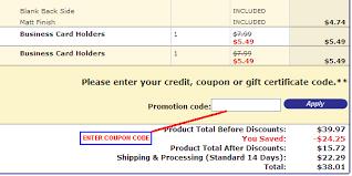 Vistaprint Canada Coupons Vistaprint Promo Code Get 30 Off
