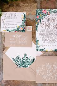 wonderful floral wedding invitations 17 best ideas about floral