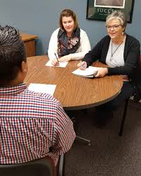 idaho work idaho department of labor workforce consultants serve as career coaches for a job seeker during a mock interview
