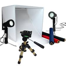 softbox light box cube photography lighting photo studio box tripod light kit
