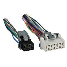 amazon com metra turbowires 71 2003 1 wiring harness car electronics 2003 chevy silverado radio wiring harness diagram at Silverado Stereo Wiring Harness