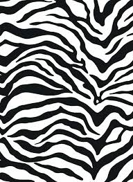 A fully tileble seamless zebra print design in black and white Stock Vector  - 7006256