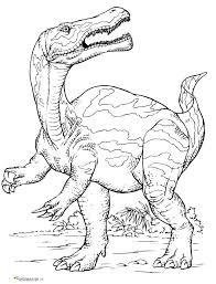Disegni Dei Dinosauri Da Stampare Gratis