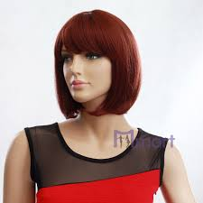 Japan Women Hair Style free shipping natural looking hot fashion japanese glueless auburn 7539 by wearticles.com