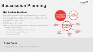 peoplesoft hcm visioning series 2 succession planning peoplesoft hcm visioning series 2 succession planning