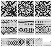 Norwegian Patterns Stock Illustrations 514 Norwegian