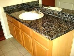 faux black granite countertop painting to look like marble laminate black granite faux s pa diy