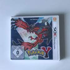 Pokemon Y 3DS (Deutsch)