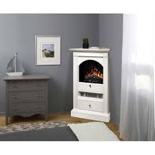 dimplex dcf7850w chelsea 30 inch electric corner fireplace