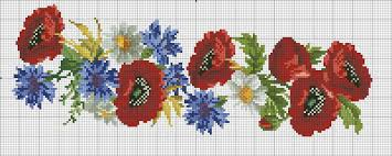 Free Printable Counted Cross Stitch Charts Cross Stitching Patterns