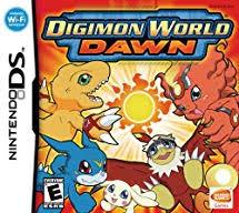 Digimon World Championship Digivolution Chart Digimon World Dawn Nintendo Ds Artist Not Amazon Com