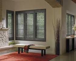 Restoration Hardware Style Interior Shutters contemporary