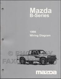 mazda b2500 wiring diagram mazda image wiring diagram 1998 mazda b4000 b3000 b2500 pickup truck wiring diagram manual on mazda b2500 wiring diagram