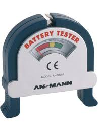 <b>4000001</b> | Buy <b>Battery Tester</b>, 0 ... 9 VDC | <b>Ansmann</b>