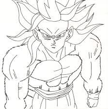 Coloring Pages Dragon Ball Z Print Printable Coloring Page For Kids