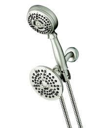 dual shower head. VID-139-859 Dual Hand Held Shower Head D