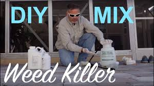 Weed Killer Mixing Chart Custom Weed Control Mix For Lawns With A Spike