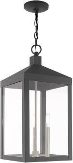 livex 20587 76 nyack modern scandinavian gray outdoor pendant lighting loading zoom