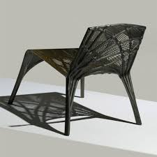 Carbon Fiber Chair Michael Youngs Lessthanfive Chair For Coalesse Set To Launch