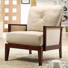 Add style to your home with upholstered chairs for living room