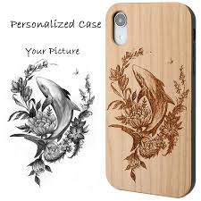 Make Your Own Case Design Iproductsus Make Your Own Case With Your Picture Compatible With Iphone Xs X 10 And Magnetic Mount Wood Cases Engraved Your Picture Design And
