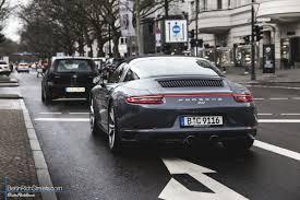 Porsche 991.2 Targa 4S - BerlinRichStreets - Carspotting since 2010.