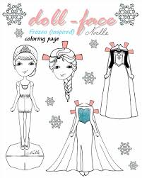 Small Picture Terrific Paper Doll With Terrific Paper Coloring Pages Printable