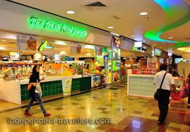 Food Storage Times Cold Storage The Fresh Food People Inside Berjaya Times Square