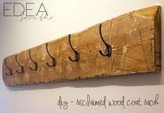 Rustic Wooden Coat Rack Rustic wood coat rack entryway storage wall coat rack 100 hooks or 50