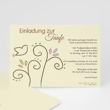 Einladungskarten Taufe Mädchen Taube Carteland Gratis Probedruck