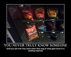 Vending Machine Meme Mesmerizing Best Vending Machine Snack Meme By Alissaholiday Memedroid