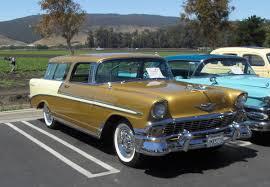 Retro Rockets: 1956 Chevrolet Nomad