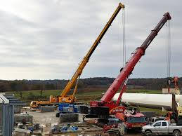 Crane Rental Industrial Truck And Crane Industrial Truck