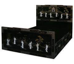bedroom furniture china. Elegant Mother Black Lacquer Queen Size Of Platform Bed Furniture By China And Arts Bedroom