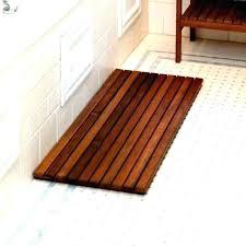 wooden bath mat ikea anti slip bath mat bath rugs wooden bath mats brown non slip