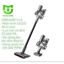Ớ Máy Hút Bụi Cầm Tay Không Dây xiaomi Dreame V10 B bán 7,095,600đ