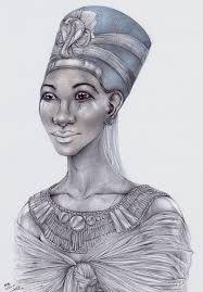 Best 66 Queen Nefertiti Wallpaper On Hipwallpaper Queen Nefertiti