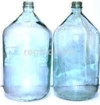 <b>Бутыль стеклянный</b> 20 литров в Домодедово 🥇