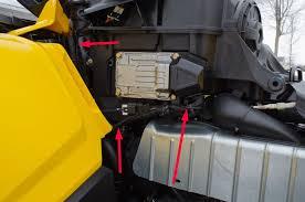 billavista com can am accessory fuse box atv tech article by the