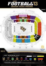 Spectrum Stadium Seating Chart Ucf Right Ucf Football Stadium Seating Chart Spectrum Stadium