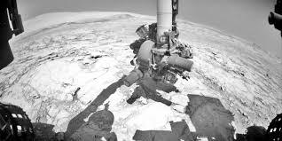 Resumed Beauteous Mars Rover Mission Progresses Toward Resumed Drilling NASA