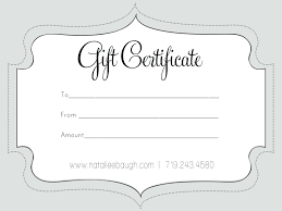 mary kay 25 gift certificate template gem best and professional templates
