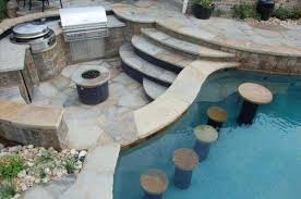 Backyard Designs With Pool Magnificent 48 Summer Pool Bar Ideas To Impress Your Guests Amazing DIY