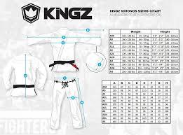 Flow Kimonos Size Chart Read Our Kingz Gi Review Kingz Balistico 2 0 Kingz